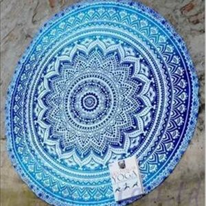 Other - Round Mandala Tapestry Beach Mat
